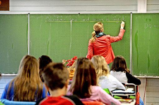 Lehrer krank – Schulen müssen improvisieren