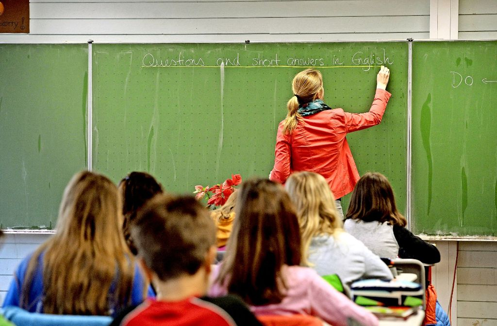 Lehrer sind zunehmend Mangelware. Foto: dpa