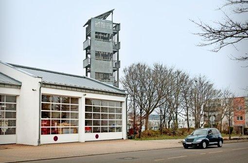 Feuerwehrhaus platzt  aus allen Nähten