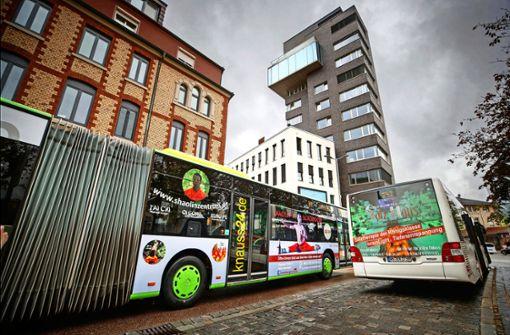 Knauss-Busse fahren weiter