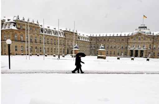 Kommt der Schnee nach Weihnachten?