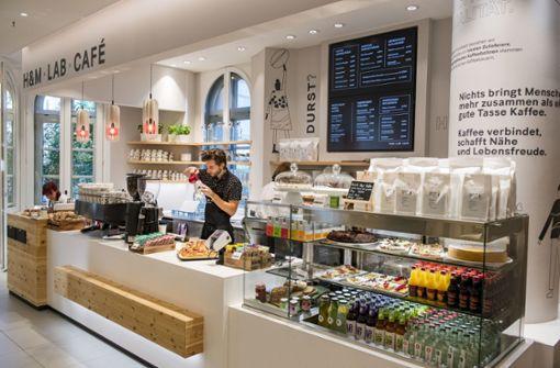 In Heidelberg eröffnet das erste H&M-Café Deutschlands