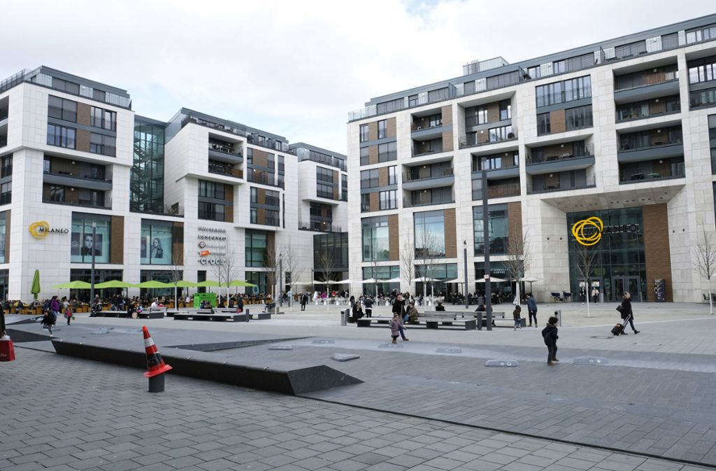 Für das Einkaufscenter gilt es als Standortnachteil, dass es nicht mehr kostenlose Parkplätze anbieten kann. Foto: Lichtgut/Michael Latz