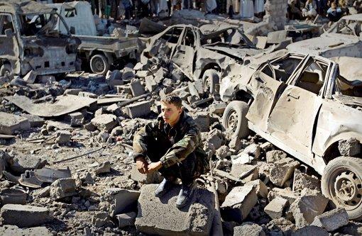 Krieg auf Arabischer Halbinsel