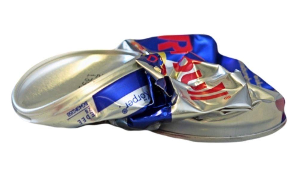 Da ist man platt: Red Bull agiert vor Gericht unkonventionell. Foto: factum/Granville