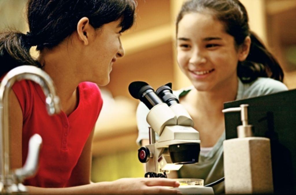 Den Naturwissenschaften drohe ein Qualitätsverlust, befürchtet die Opposition. Foto: Mauritius