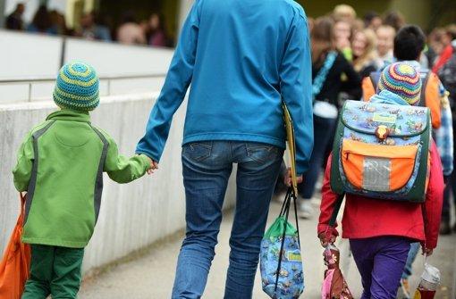 An der Schillerschule in Bad Cannstatt sind Klagen lautgeworden über Eltern, die den Schulbetrieb stören. Foto: dpa