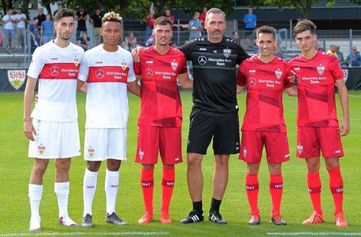 Das sind die 18 Zugänge des VfB Stuttgart
