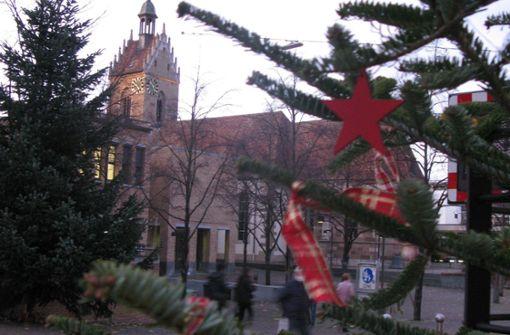 Advent in Fellbach –   es glitzert trotz Corona