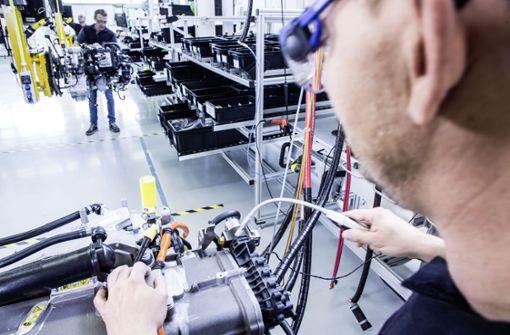 Fabrik in Weilheim: Das Land setzt voll auf die Brennstoffzelle