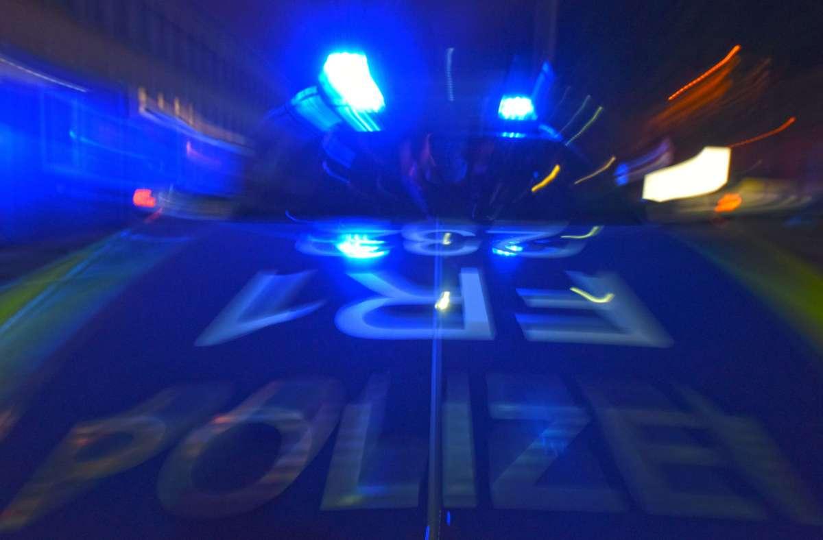 Die Polizei nahm den mutmaßlichen Täter fest. (Symbolbild) Foto: dpa/Patrick Seeger