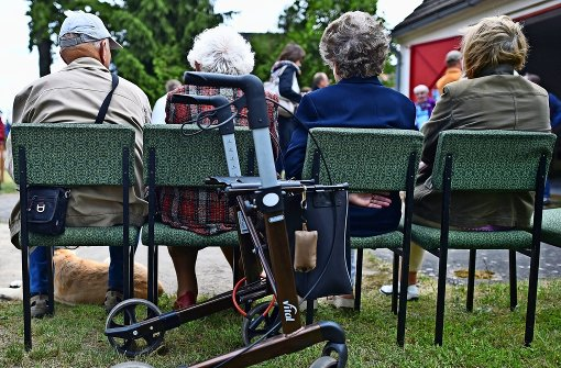 Den Senioren soll zugehört werden