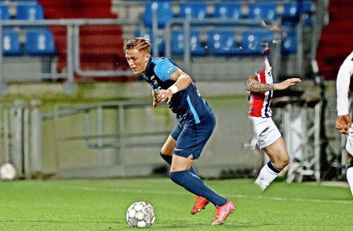 Karl Jesper Karlsson – ein möglicher Ersatz für Nicolas Gonzalez
