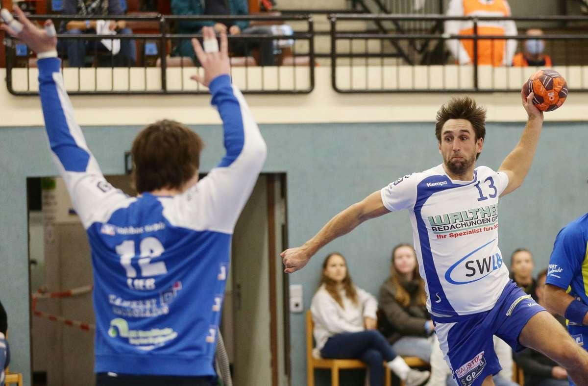 Kein Amateursport in Deutschland: Auch die Handballer des TV Kornwestheim befinden sich derzeit im Corona-bedingten Zwangspause. Foto: Pressefoto Baumann