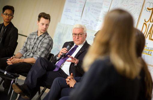 Steinmeier: Demokratie braucht Geduld