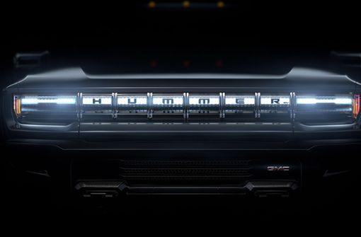 Der Hummer kommt als Elektro-Fahrzeug zurück
