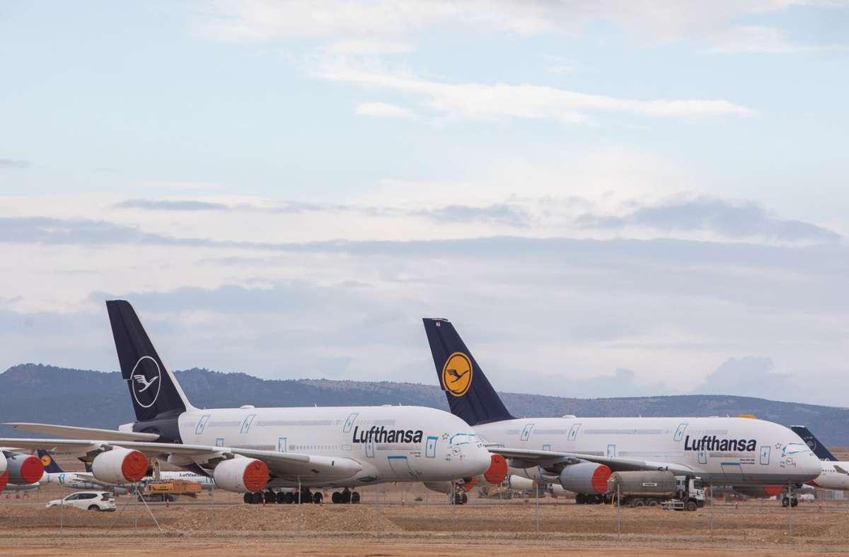 Die krisengeschüttelte Lufthansa landete auf Platz 41 des Negativ-Rankings. Foto: dpa/Javier Escriche