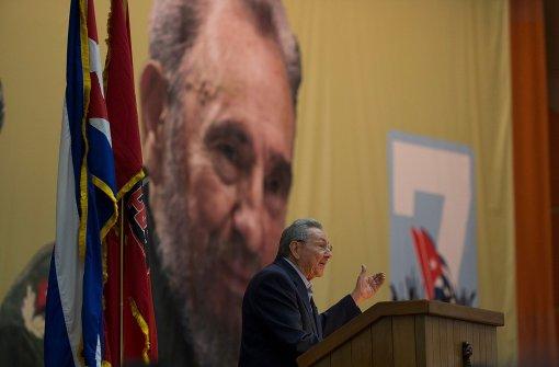 Staatschef Castro fordert zum Wandel auf