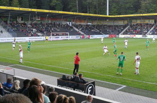 Liveticker: Der VfB gewinnt den 3-Ligen-Cup