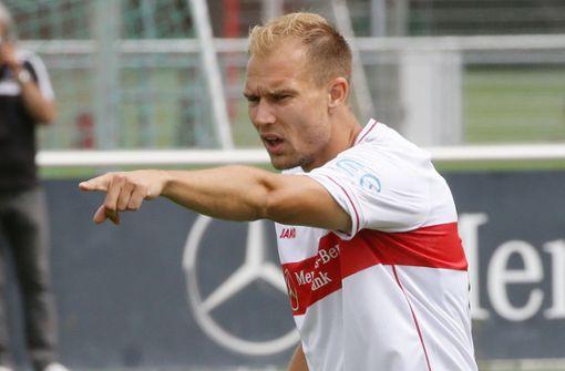 Holger Badstuber – Fluch und   Segen für den VfB Stuttgart II