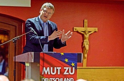 Der Wahlkreis Backnang als blaue Hochburg