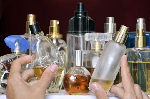 Parfumtester im Wert von rund 800 Euro gestohlen