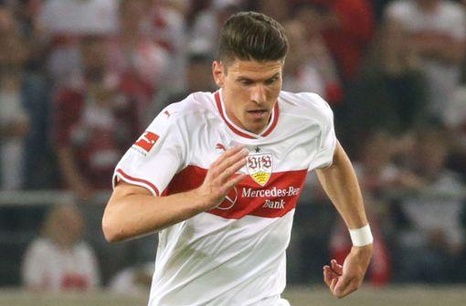 Mario Gomez hält dem VfB die Treue