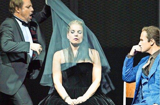 Belcanto-Oper ohne Belcanto
