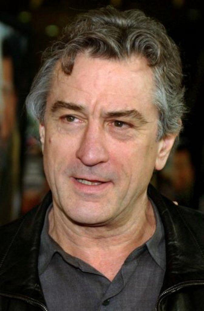 Bereits Seit Den 70ern Gehört Robert De Niro Zu Den Führenden