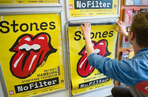 Deutschland-Konzerte fast ausverkauft