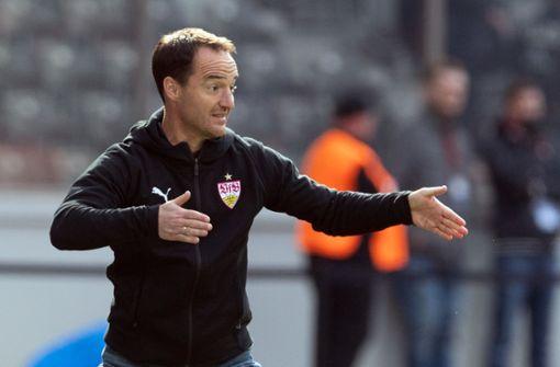 VfB U19 mit Nullnummer im  Spitzenspiel