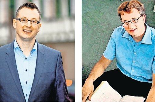 Andreas Schwarz – inzwischen mit Anzug, aber immer noch ohne Krawatte Foto: Horst Rudel