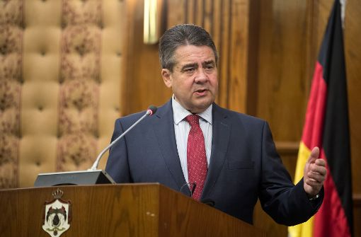 Gabriel hofft auf Treffen mit Netanjahu