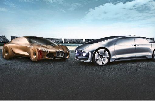 BMW und Daimler entwickeln autonomes Fahren gemeinsam