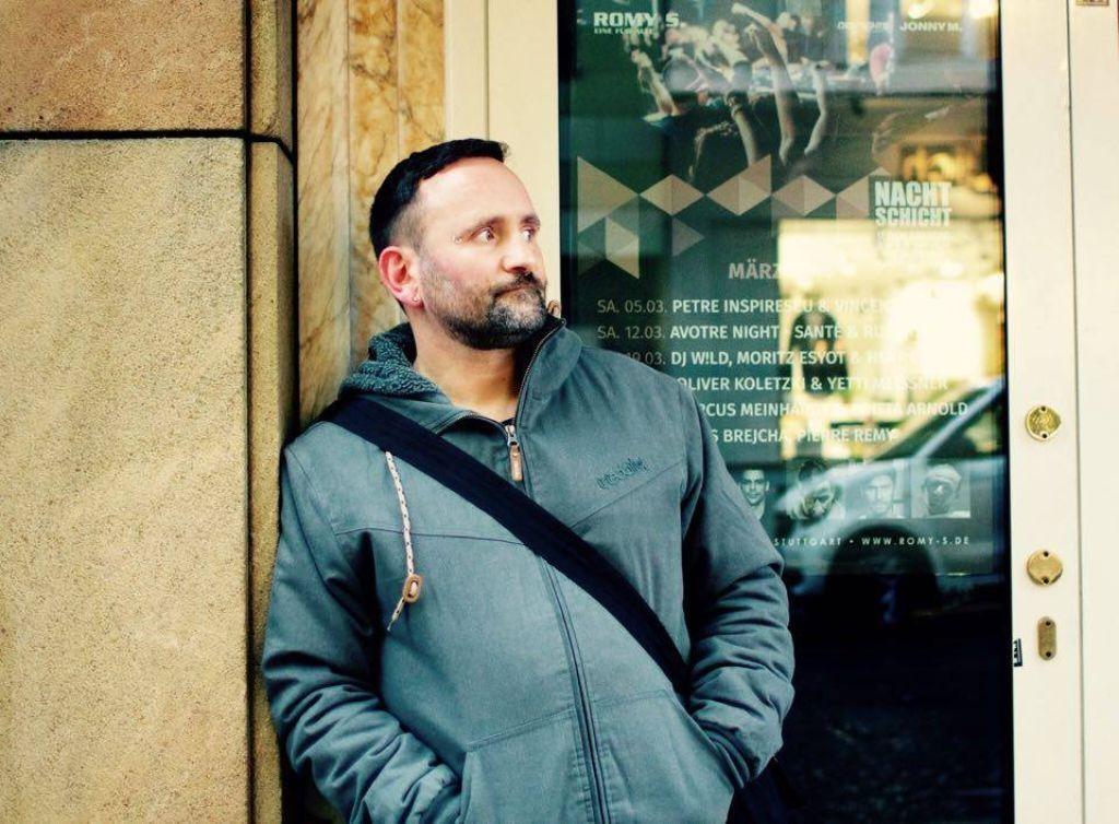 Feiert diesen Samstag mit seinem Team 10 Jahre Elektronische Romy S.: Patrice Grad  Foto: Tanja Simoncev