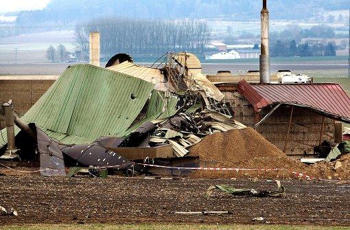 Explosion einer Biogasanlage kommt vor Gericht
