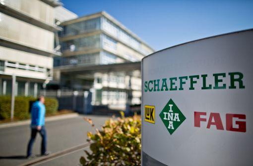 Zulieferer Schaeffler baut 4400 weitere Stellen ab