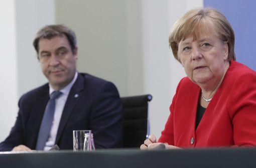 CSU-Chef Söder erwartet Entscheidung im Januar