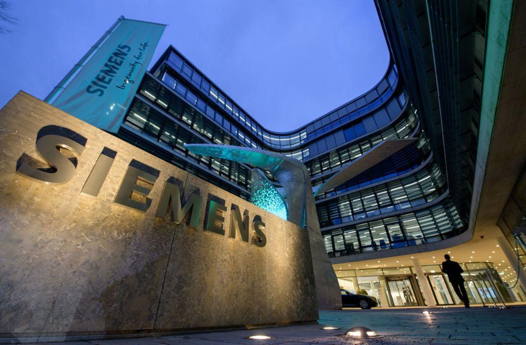 Siemens will seine Kraftwerksparte ausgliedern. Foto: dpa