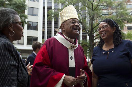 Erstmals in den USA:  Schwarzer Erzbischof wird Kardinal