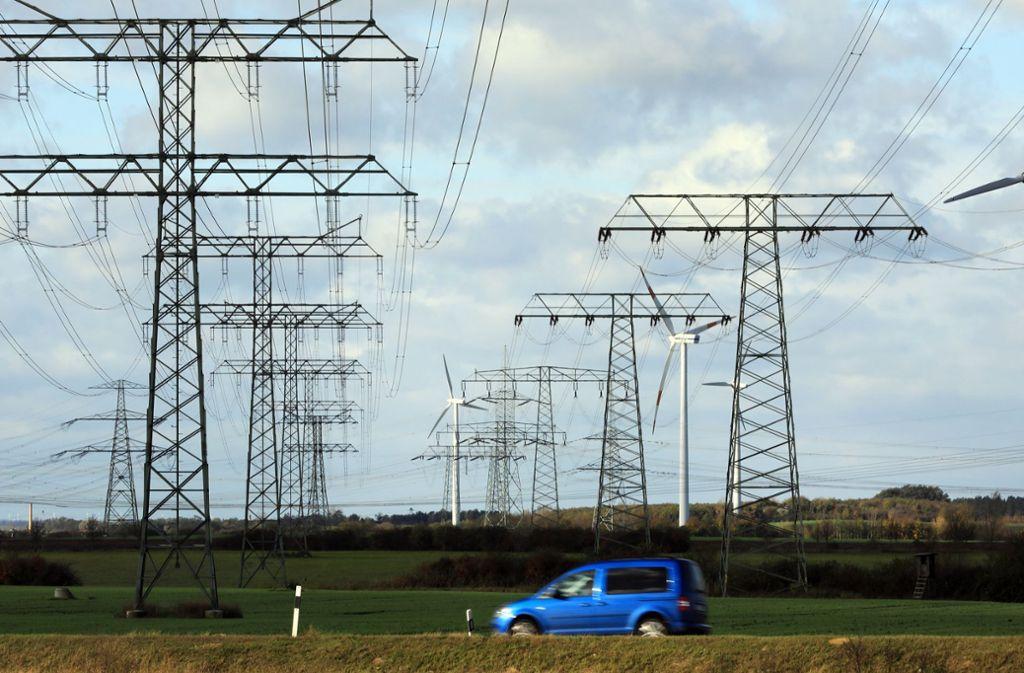 Das Stromnetz war im Juni empfindlich gestört. Foto: dpa