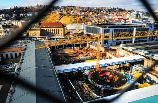 Grüne warnen: Stuttgart 21 ist zu knapp bemessen