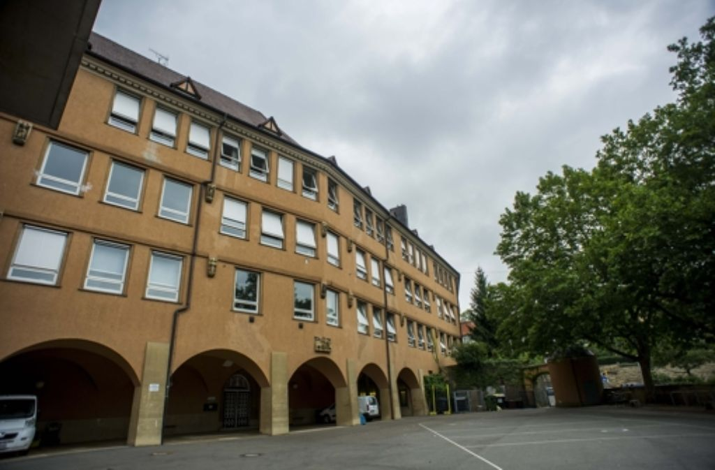 Insbesondere die Statik des Wagenburg-Gymnasiums muss ertüchtigt werden. Foto: Lichtgut/Max Kovalenko