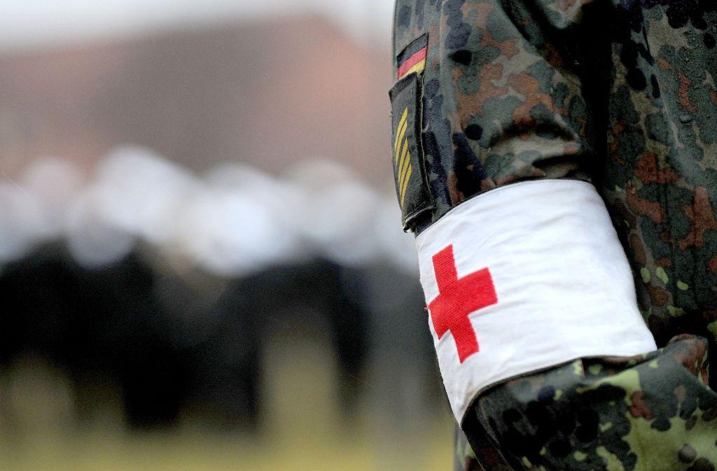 ier Soldaten aus dem in die Kritik geratenen Ausbildungszentrum Spezielle Operationen in Pfullendorf (Kreis Sigmaringen) klagen gegen ihre vorzeitige Entlassung. Foto: dpa