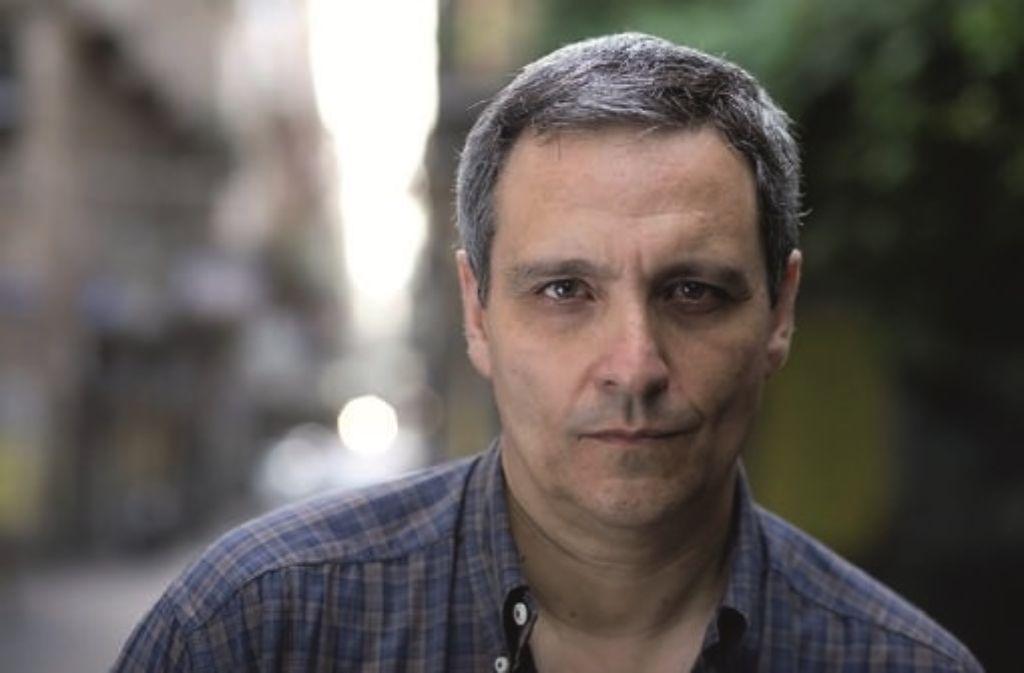 Ein Banker, der schreibt – und das in seiner italienischen Heimat mit beträchtlichem Erfolg: Maurizio de Giovanni. Foto: Mario Spada