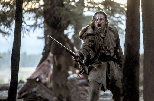 Fünf Gründe, warum Leo den Oscar bekommen sollte