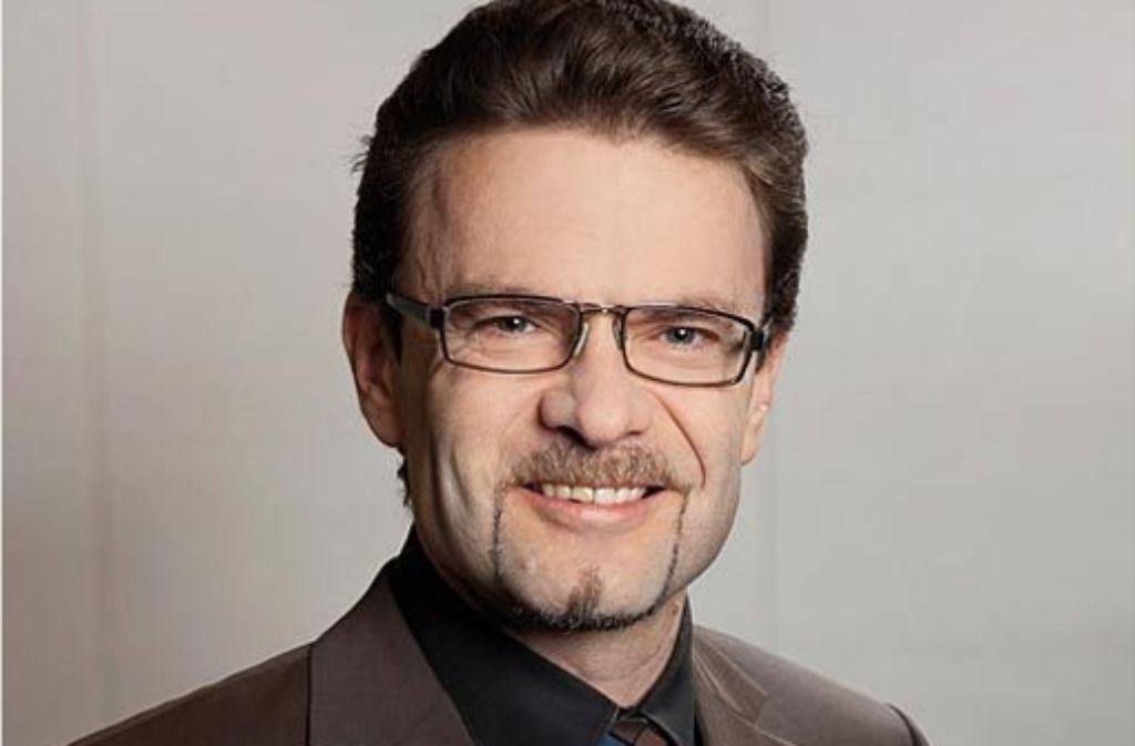 Christoph Jäger hat keinen Gegenkandidaten gehabt. Foto: privat