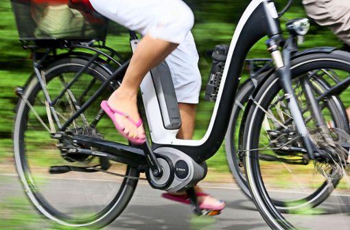 Elektro-Fahrräder weiter auf dem Vormarsch