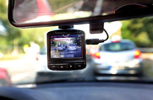 Gericht hält Autokamera als Beweismittel für zulässig