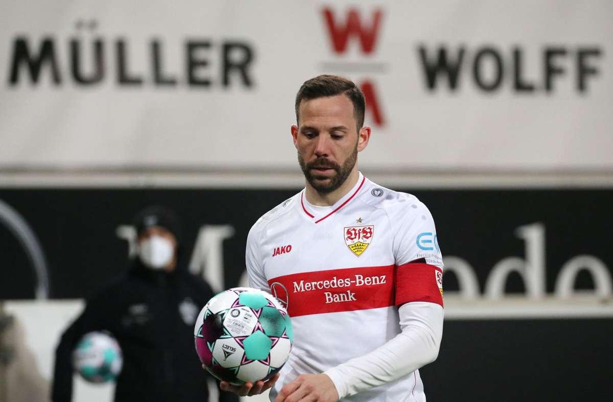 Gonzalo Castro fehlt dem VfB Stuttgart gegen Borussia Dortmund. Foto: Pressefoto Baumann/Alexander Keppler